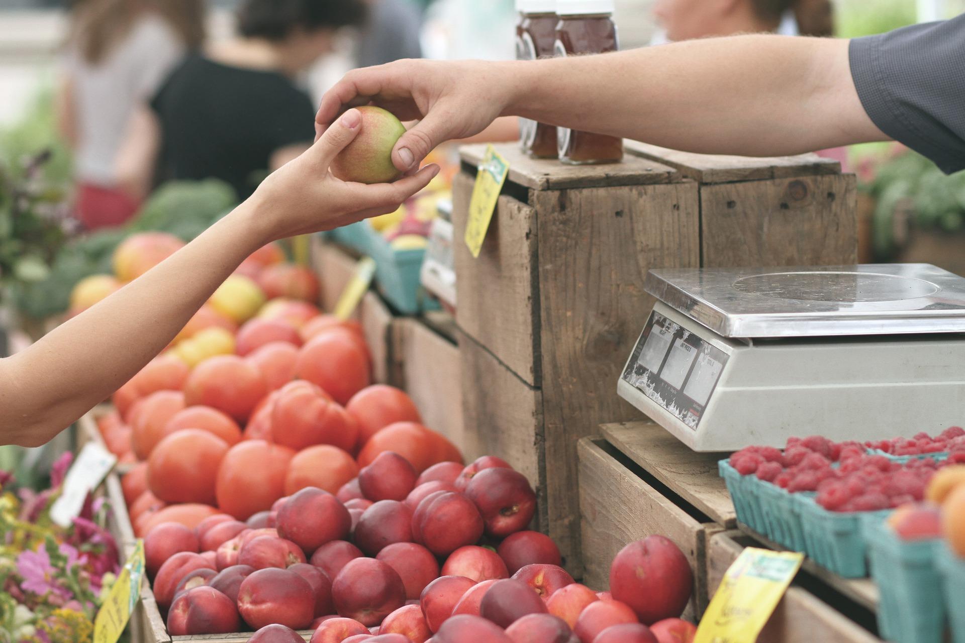 Consejos para comprar fruta.