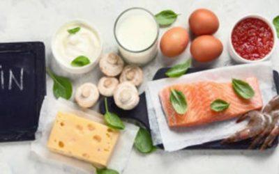 ¿Qué frutas y verduras tienen vitamina D y cómo tomarla?